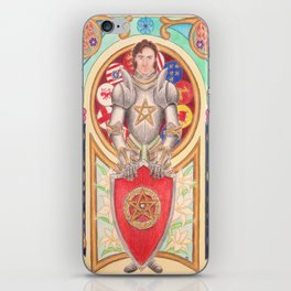 Sir Gawain iPhone Skin