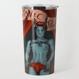 Satanic Panic Travel Mug