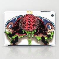 megaman iPad Cases featuring Die Megaman Die by Sidsoot