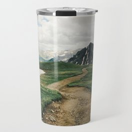 Colorado Mountain Road Travel Mug