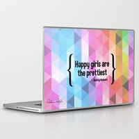 girls Laptop & iPad Skins featuring Girls by Paloma