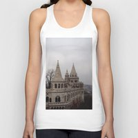 budapest Tank Tops featuring Budapest by L'Ale shop