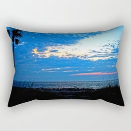 Sunrise on Fripp Island Rectangular Pillow