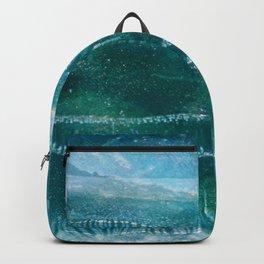 Dazzling lights VII Backpack