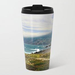 Lisbon Portugal Travel Mug
