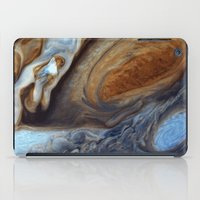 nasa iPad Cases featuring liver-spotted king (nasa #02) by _mackinac