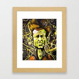 Mr. Guy Framed Art Print
