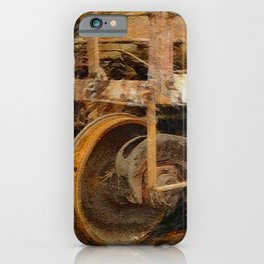 locomotion iPhone Case