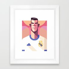 GB11 | Los Merengues Framed Art Print