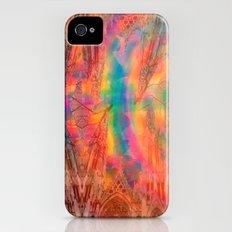 Tropical Storm Jam iPhone (4, 4s) Slim Case