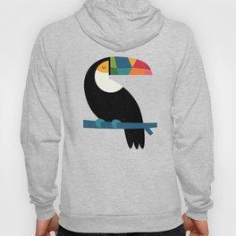 Rainbow Toucan Hoody