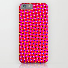 PINK DOT & STAR  iPhone 6s Slim Case