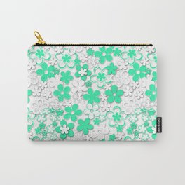 Paper flowers 2 Carry-All Pouch