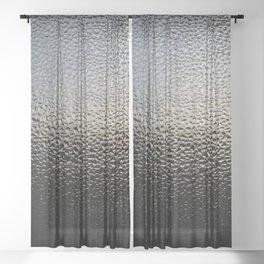 Morning Dew Sheer Curtain