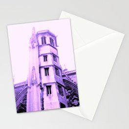 Metz Cathedral, France Stationery Cards