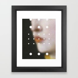 Arrangement In Skintones 57 Framed Art Print