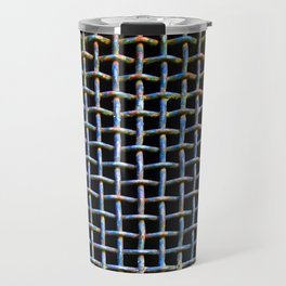 Metal MESH! Travel Mug