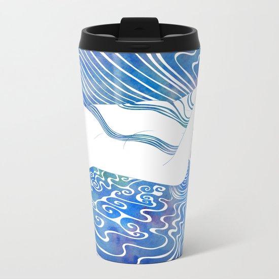 Water Nymph LXXXIII Metal Travel Mug
