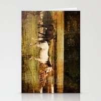 horses Stationery Cards featuring Horses by Christy Leigh