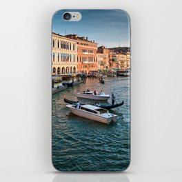 Grand canal Venice Italy iPhone Skin