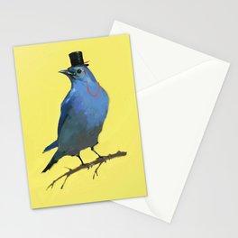 A Dapper Bluebird Stationery Cards