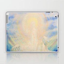 Spirit and Soul, Sky art Laptop & iPad Skin