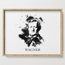 Richard Wagner Serving Tray