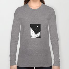 Cadre paysage Long Sleeve T-shirt