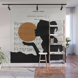 Music in the sun Wall Mural