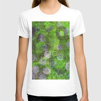 circles T-shirts featuring Circles by Sandra Hedicke Clark