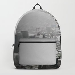 foggy Toronto Backpack