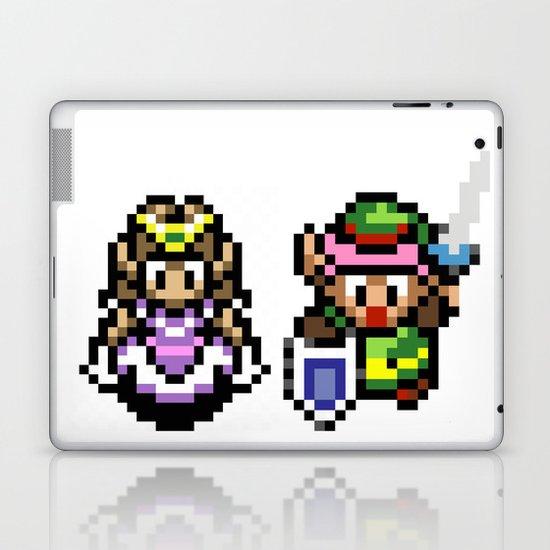 Zelda and Link Laptop & iPad Skin