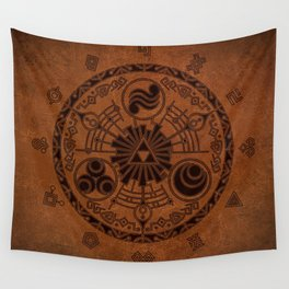 The Legend Of Zelda Wall Tapestry