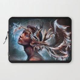 Pukimna the Caribou Mother Laptop Sleeve