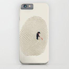 Zen Touch iPhone Case