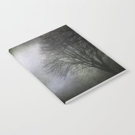 Shrouded in Mist Notebook