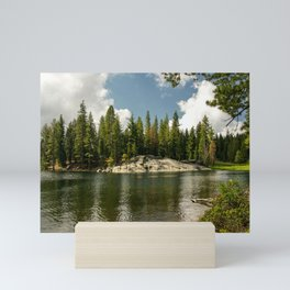 Shaver Lake, Sierra National Forest, California Mini Art Print