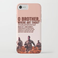 O Brother, Where Art Thou Movie Poster  Slim Case iPhone 7