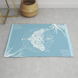 Witch Craft Winter Rug