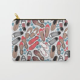 Shoe lover tattoos Carry-All Pouch