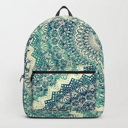 BICOLOR COLD WINTER MANDALA Backpack