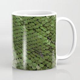 Green spangle Coffee Mug