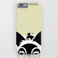 Princess mononoke wall art print Slim Case iPhone 6s