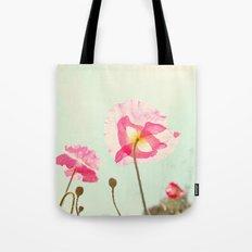 Sunshine & Poppy Tote Bag