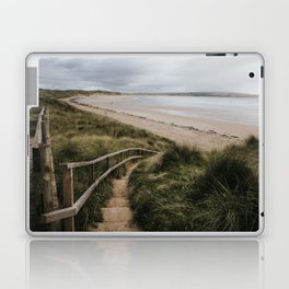A day at the beach - Landscape and Nature Photography Laptop & iPad Skin