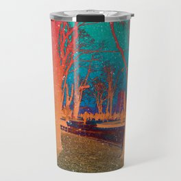 Sanctity in the Trees Travel Mug