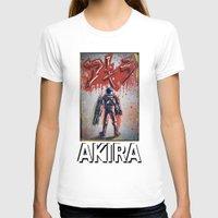 akira T-shirts featuring Akira by Joe Badon