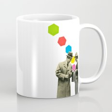 Look What I Brought! Mug