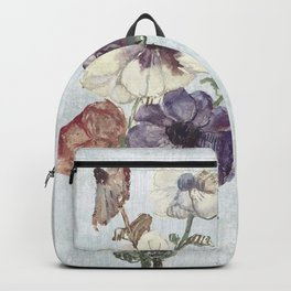 Revision of Anemones Backpack
