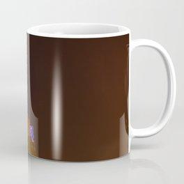 Edinburgh Castle in Blue 2 Coffee Mug